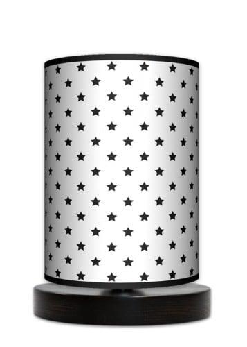 Lampa stojąca mała - Gwiazdki