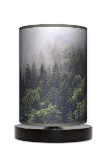 Lampa stojąca mała - Mgła