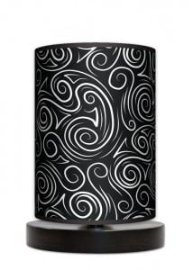 Lampa stojąca mała - Glamour