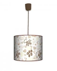 Lampa wisząca mała - Coffee time