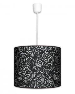 Lampa wisząca duża - Glamour