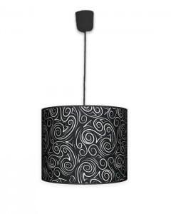 Lampa wisząca mała - Glamour