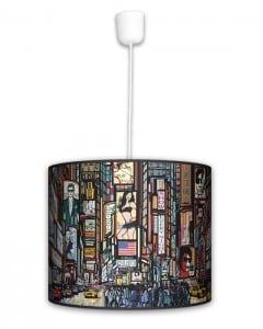 Lampa wisząca duża - New City