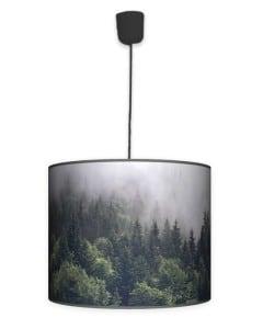 Lampa wisząca duża - Mgła