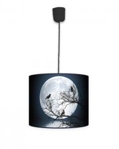 Lampa wisząca mała - Moon