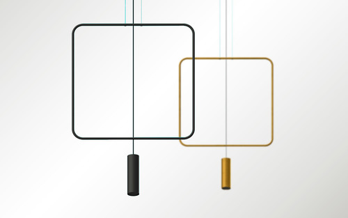 RANA 1 Thoro hanging lamp