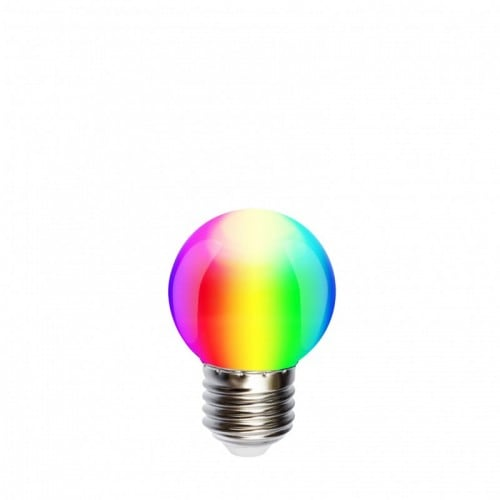 Bulb for garland LED ball 45mm 1W RGB
