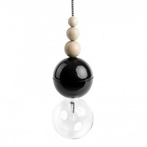 Loft Bala black pendant lamp