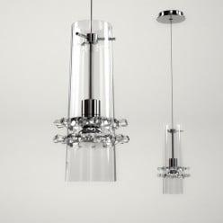Hanging lamp Studio Italia Design Lace Sospensione small 2