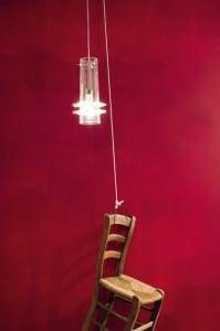 Hanging lamp Studio Italia Design Lace Sospensione small 5