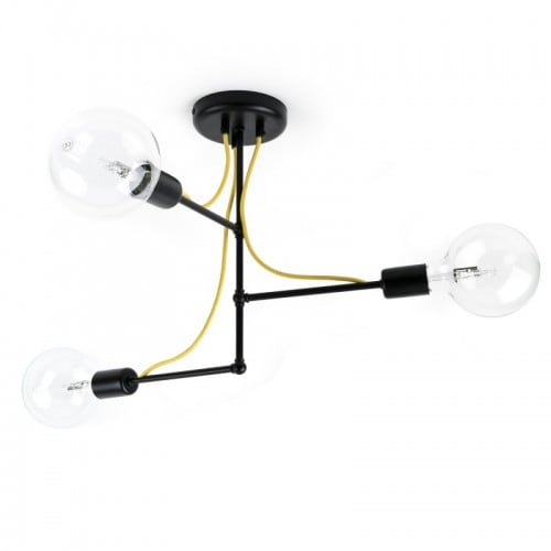 Industrial Tubo Loft Ceiling Lamp 2
