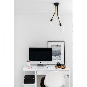 Industrial Tubo Loft ceiling lamp 4 small 1