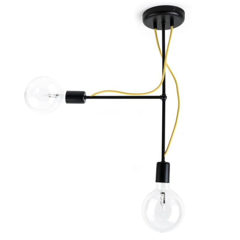 Ceiling Industrial lamp Tubo 5