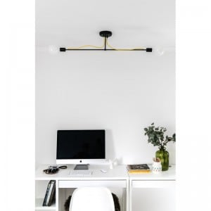 Industrial Tubo Loft Ceiling Lamp 6 small 1