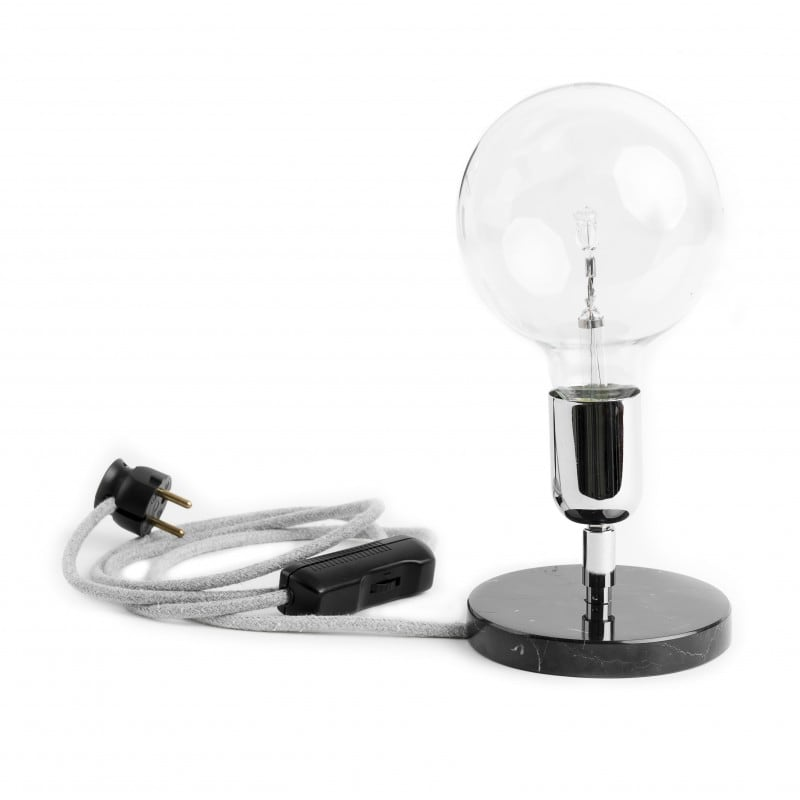 Loft Marble Silver NM table lamp