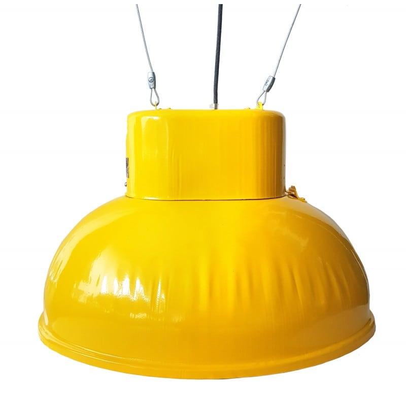 Large factory hanging lamp ORP 2-1 yellow
