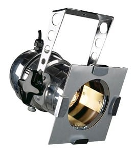 Ruchomy reflektor SLV 156722 SFL PAR36 GU10 1