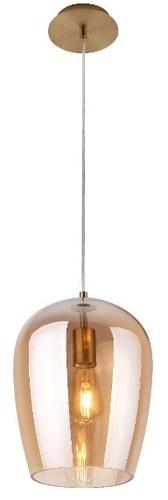 Zimba Amber hanging lamp P0300 Max Light