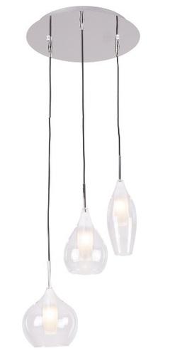 City hanging lamp 3L P0343 Max Light