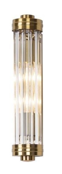 Florence wall lamp brass W0240 Max Light