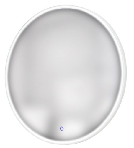 Mirror W0252 round illuminated IP44 Max Light