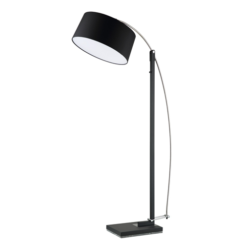 Edgar Megapolis 3 Black Floor Lamp - 408042603