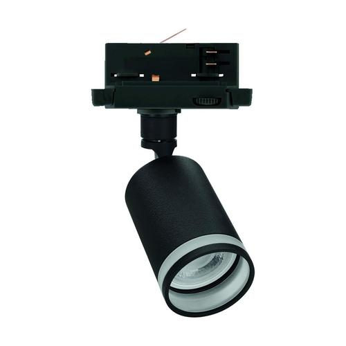 Madara Mini Ring Gu10 floodlight 3 phase Black