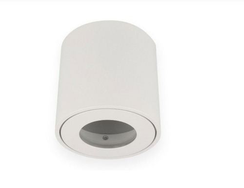 Surface-mounted round downlight for the Gu10 bathroom IP44