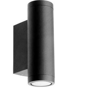 Ares MINI ADA external wall lamp - Outdoor wall lamp