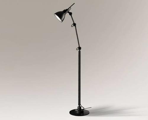 Loft designer floor lamp Shilo Daisen 2280