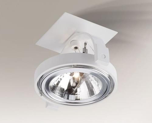 Adjustable recessed spotlight SHILO SAKURA 2233-B - standard version