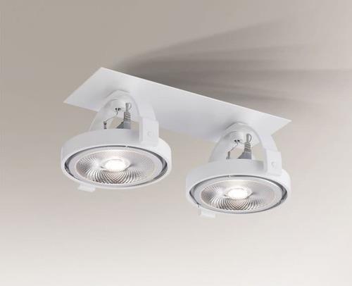 Double recessed spotlight SHILO SAKURA 2234-B - basic version