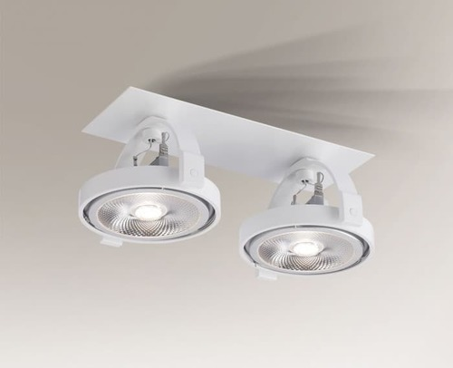 Double recessed spotlight SHILO SAKURA 2234-B - standard version