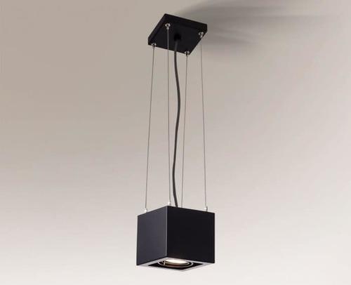 Hanging cube lamp SHILO AWA 5501