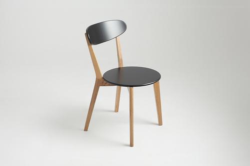 TONE chair - black, natural