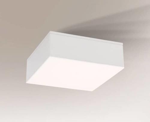 Square ceiling lamp Shilo Tottori Il 8006 ceiling lamp