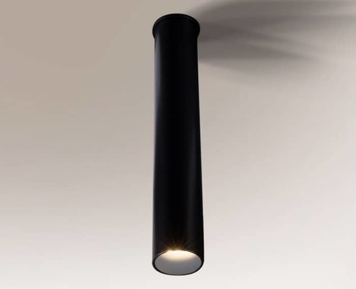Round tube ceiling lamp IP44 Shilo Yabu 8025