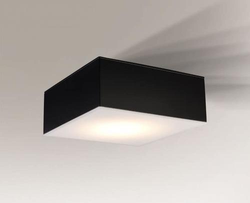 Square ceiling lamp IP44 Shilo Zama 8012-Led