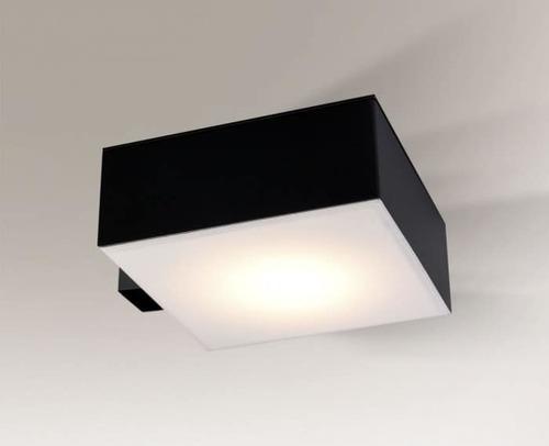 Square ceiling lamp IP44 Shilo Zama 8014-Led