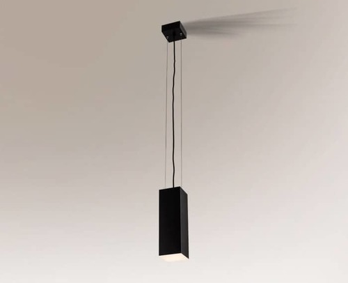 Hanging lamp cuboid SHILO SUWA 5549