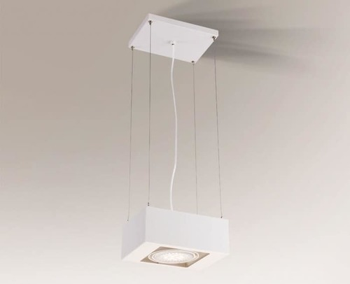 Hanging ceiling lamp UTO 5506 Shilo G53 AR111 50W