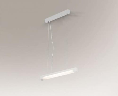 Hanging fluorescent lamp SHILO SUMOTO 5563