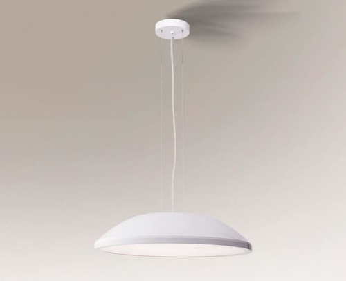 Hanging lamp 10.5 SHILO WANTO 5521-B