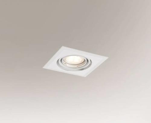 Downlight EBINO H 3345 Shilo GU5.3 1xMR16 50W