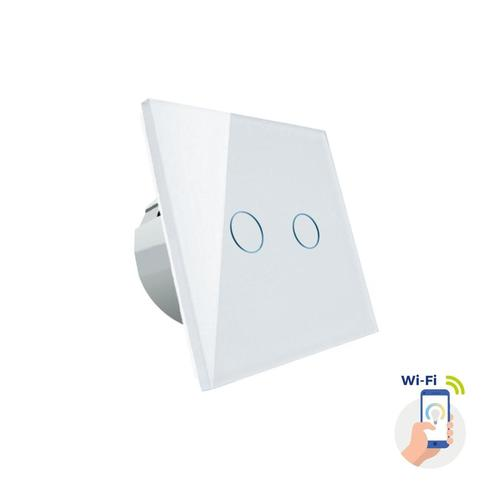 Dual Zone White Light Spectrum Smart Switch