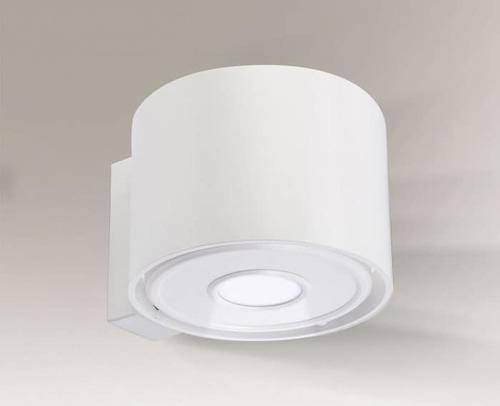 Wall lamp tube Shilo Miki 4434