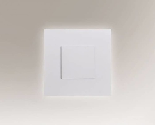 Wall lamp square wall lamp Shilo NIMI 4464