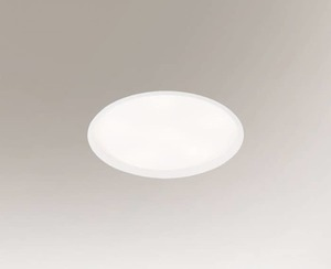 Recessed luminaire HOFU 3317 Shilo 2G11 3xTC-L recessed luminaire 2x18W + 1x24W small 0