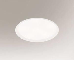 Recessed ceiling light e27 HOFU 3318-B Shilo 6x9W small 0