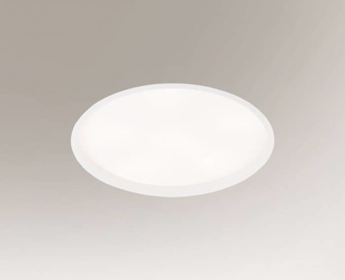 Ceiling recessed light HOFU 3318 2G11 4xTC-L 2x24W + 2x36W